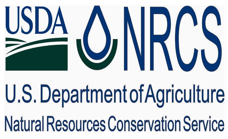 Natural Resources Conservation Service logo.