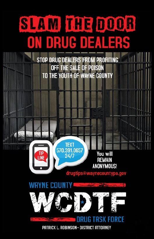 Wayne County Drug Task Force | Wayne County, PA