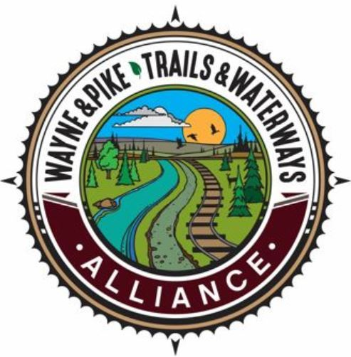 Wayne Pike Trails and Waterways Alliance Logo
