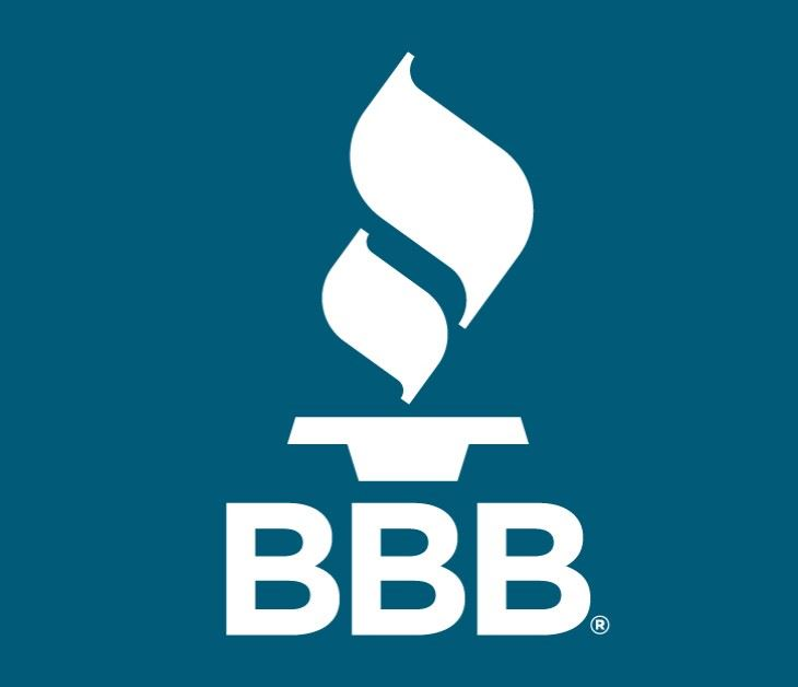 Better Business Bureau lantern logo